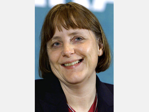 Angela Merkel Frisur