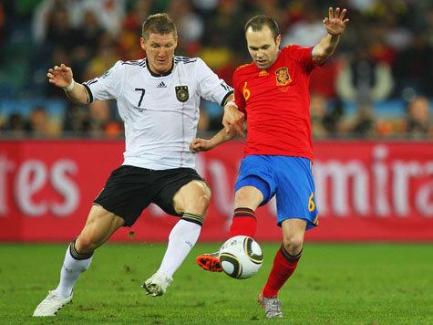 германия-испания футбол прогнозы