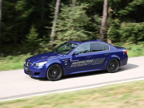 Тюнинговый седан BMW M5 стал самым быстр…