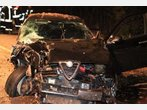 Unfall nach Fahrerflucht