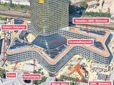 ADAC-Hochhaus München: Umzug verschoben