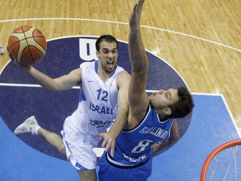 Баскетбол Израиль Суперлига