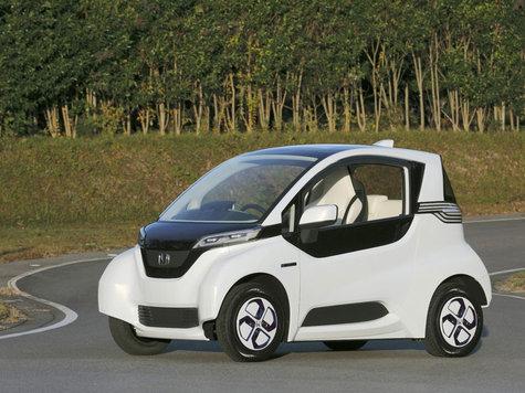 Honda testet elektroauto