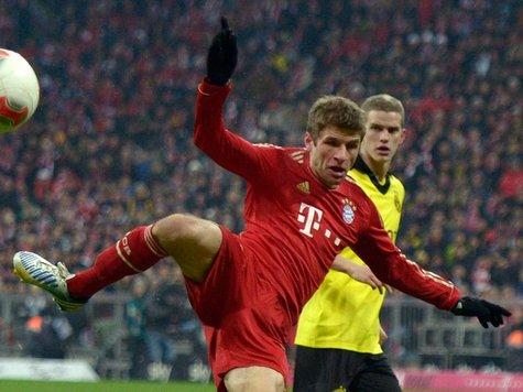 穆勒:我踢得不是花哨的足球