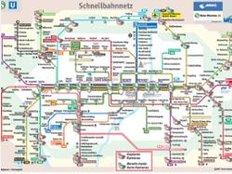 München - Vorsicht, Kamera.  Die Bahn rüstet 41 weitere S-Bahnhöfe mit Videokameras aus.  Damit soll die Sicherheit...